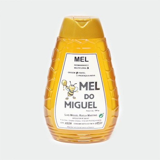 Miguel's Honey Dispenser 500 gr