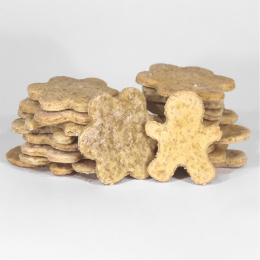Biscoitos de Gengibre - Montes de Sabor