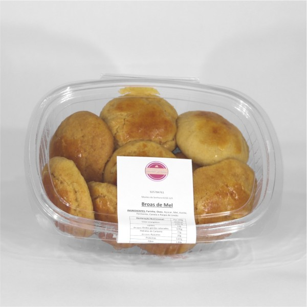 Honey Buns - Montes de Sabor
