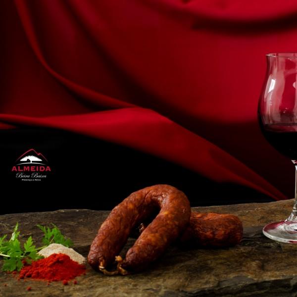 Chouriço de Vinho