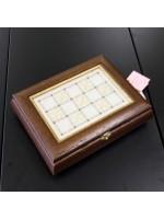Jewelry Box with Open Hem