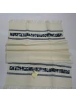 Woven Sheath Embroidered Lavatory Towel - Mod. 1