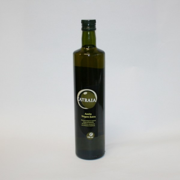 Olive Oil - Glass Bottle