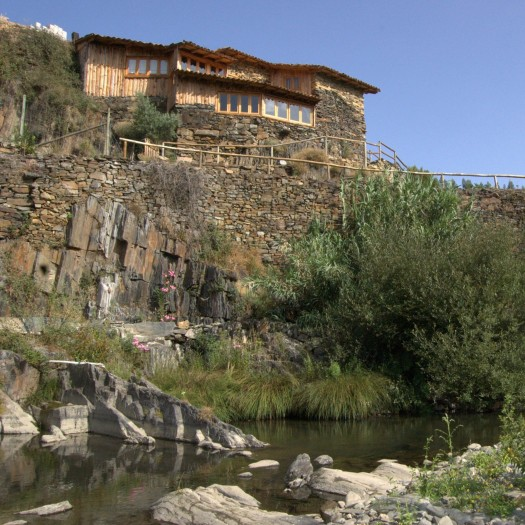 Casa da Queda d'Água - Malhadal